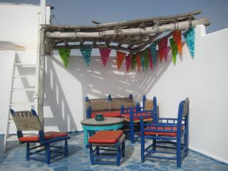 Dar Nicola 3 bedroom house with sea views and wifi, Essaouira