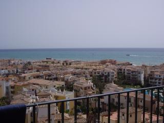 Apartamento con grandes vistas al mar