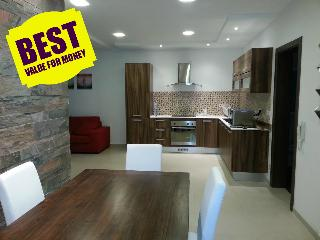Designer Finished Apartment Sliema 2 bed 2 bath