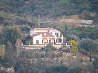 CASA DEL CURA, Grossen bequemen villa, Alcaucin