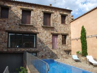Casa de lujo con piscina privada para 8 personas, Navas de Estena