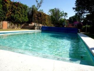 Maravillosa vista de confort relajado Villa Los Cantaros, Tlayacapan