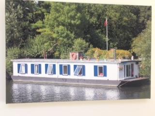 Houseboat Tamara, Windsor