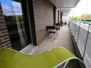 Appartement + Balcon a 10Mns de Paris