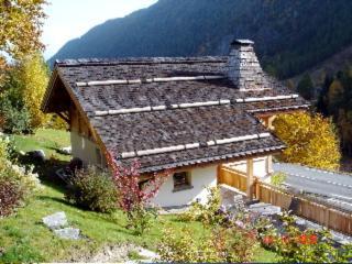 Chalet Capucines, Vallorcine