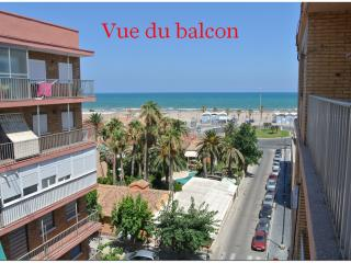 Apartment view on sea, full equiped. Airco,Wifi...
