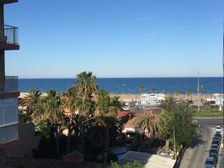 Juan apartment view on sea, full equ., airco, wifi, Valencia