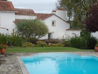 Óbidos -  Vila 6/7 Pax, Piscina e Jardim privado