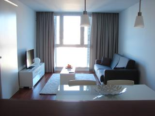 New and private holiday apartment in Barceloneta.