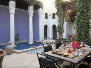 Riad Magie d'Orient Quartier Bab Laksour