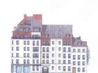 Spacious apartment near city center, Bruxelas