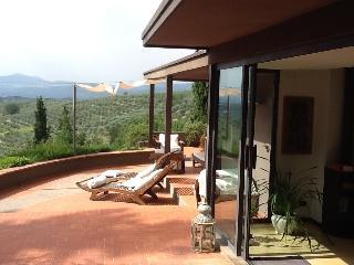 Villa indipendente con piscina e vista su Firenze, Bagno a Ripoli