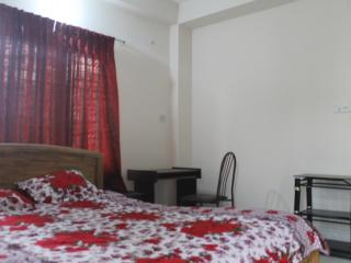 En-suit Rooms available for rent in Basundhara R/A, Dhaka City
