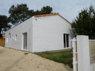 Maison en bois 5 personnes, La Tremblade