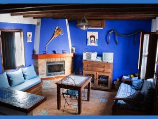 Rural Malaga. La Casa Azul., Velez-Malaga