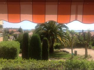 A 4km de Nice: 3 pièces+parking, piscine, plages, St-Laurent du Var