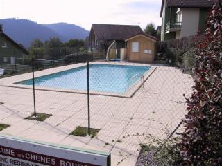 Gerardmer 40m2 dans chalet piscine proche centre