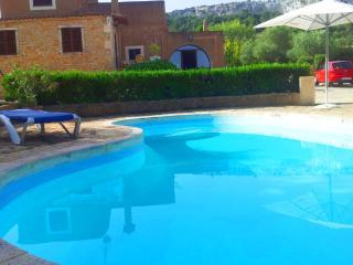 C'an Ranqueta,casita en el campo con piscina,wifi, Cas Concos
