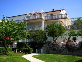 Apartments DANIA in Lopar (Apartment A6 - 4 Pers.)