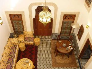 Riad Fes at the gate of the Medina incl breakfast!, Fez