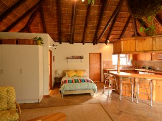 Thatched Studio Near the Beach