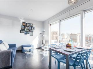 Exclusive Terrace, Central Bcn, New modern flat