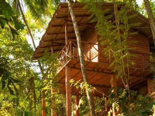 Lake View Cabana at Polwaththa Eco Lodge Sleeps 4, Digana
