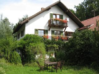 Bavaria Rottenbuch holiday apartement 3 bedrooms