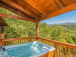 You'll love the hot tub