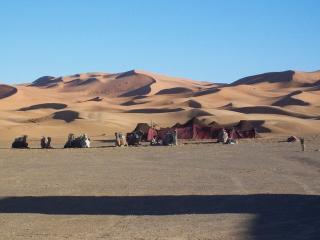 Camp Merzouga Experience