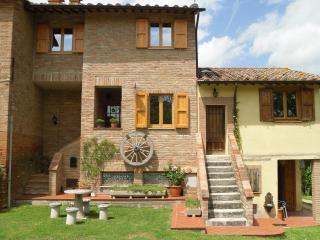 Casa Gaia di Luciano Giachi e Teresa Freddini, Castiglione del Lago