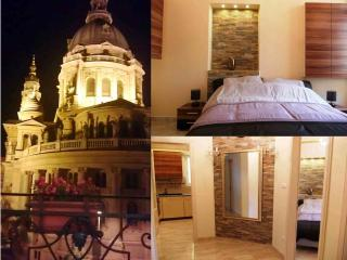 Luxury flat with amazing views of the Basilica II., Boedapest