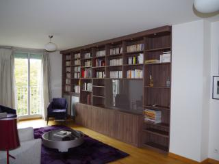 Live like a Parisian, 82sqm 2 br central Paris