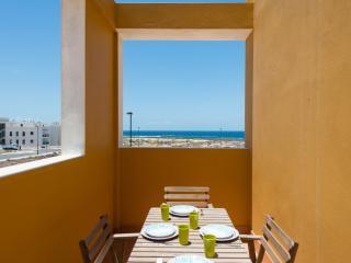 Seaview Terrace/Solarium/Wifi/ Pool beach apt, El Cotillo