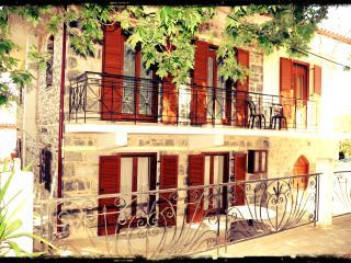 Villa Iris near Mystras