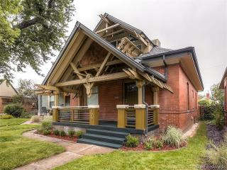 The Famous Viking Bungalow of Washington Park West, Denver