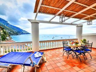 2 bedroom Villa in Positano, Campania, Italy : ref 5228280