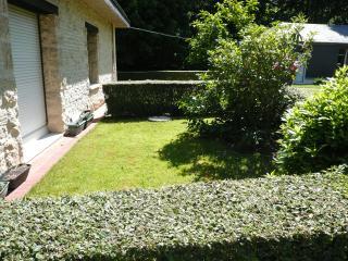Calme  et lumineux studio avec jardin, Honfleur