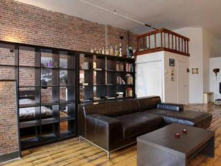 1br - 900ft2 - FULLY FURNISHED 1 BED LOFT, Montreal