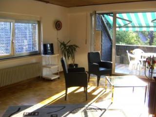 bei Düsseldorf Große 3 Raum 5 Pers. Wohng Terasse in Sackgasse, Badesse Skihalle