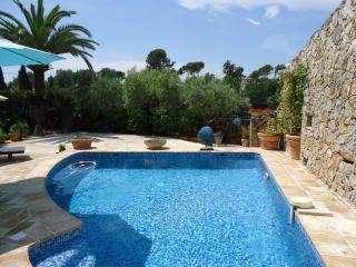 Chantelle luxury villa on the French Riviera, St-Paul de Vence