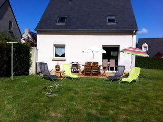 Maison cocooning à 900 m Plage de Dinard, La Richardais
