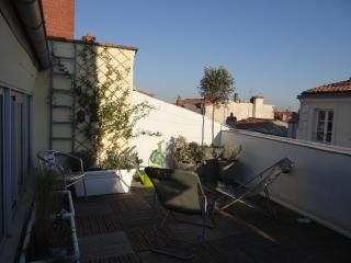 Studio with Terrace in the Old Town, La Rochelle