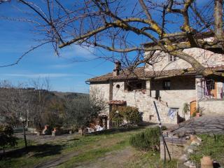 Tipico casale in pietra nel Chianti 'Casale ROMANO, Greve in Chianti
