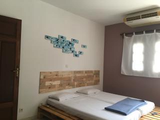 chambre avec terasse, Dakar