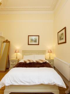 W.B. Yeats main bedroom