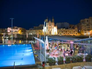 Maltese Balcony St. Julians Waterfront