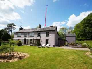 Y Fro: Large Garden, Glorious Countryside - 411367, Tregaron