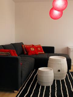 #livingroom #sofa #showroomhotel #zagreb #barrels
