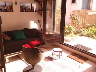 Studio avec jardin à deux pas de la Vilette, Le Pre Saint Gervais